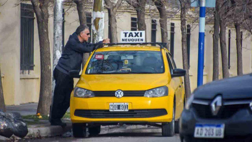El taxi de Neuquen sube las tarifas un 41%