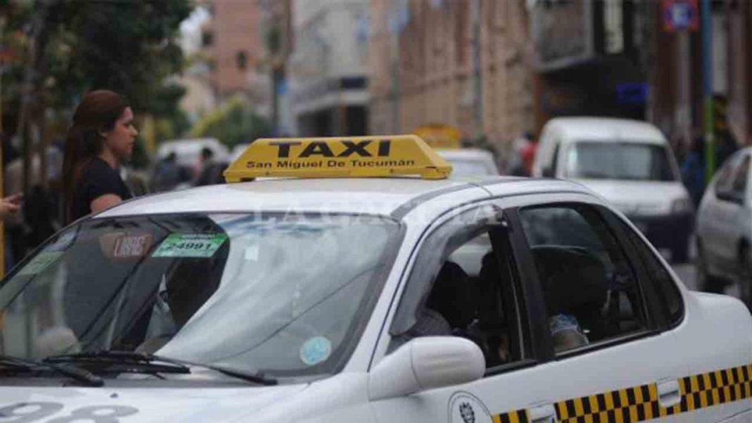 El taxi de Tucumán sube las tarifas un 30%