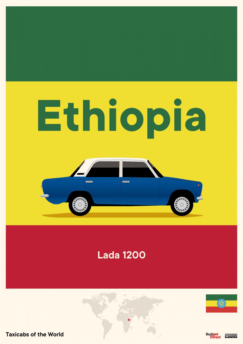 De España a Hong Kong: ¿Cuáles son los taxis más conocidos?