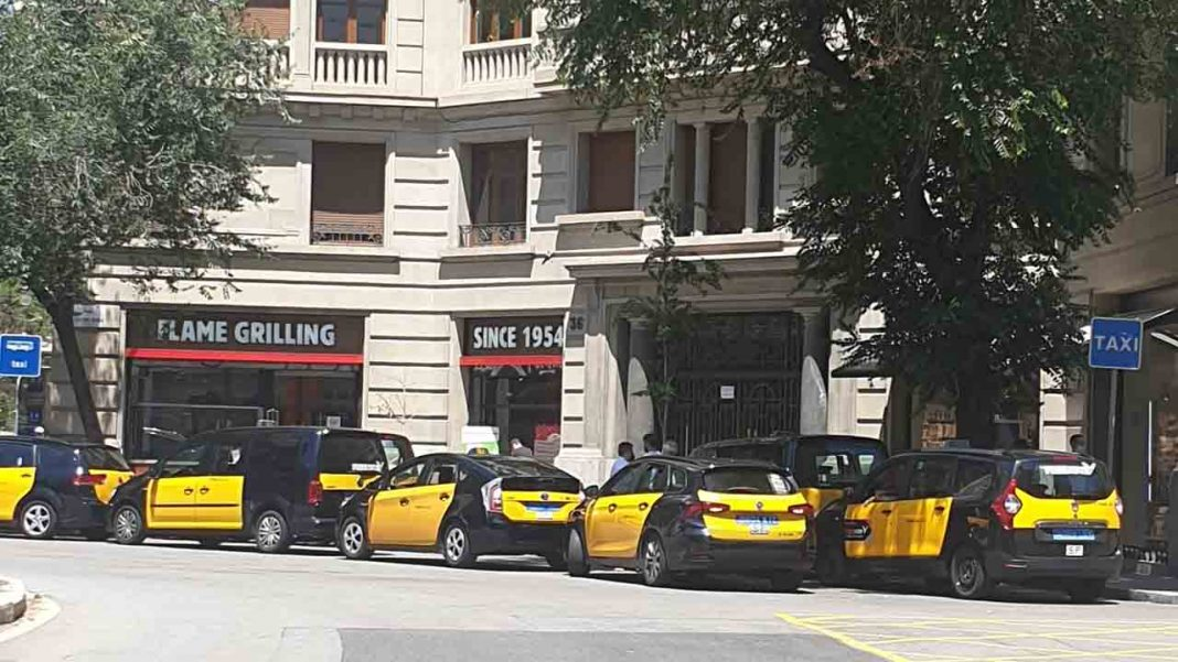 Los taxistas alertan de las manipulaciones por parte de Free Now