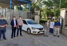Nuevo servicio de taxi a demanda en el marco de 'Andalucía Rural Conectada'