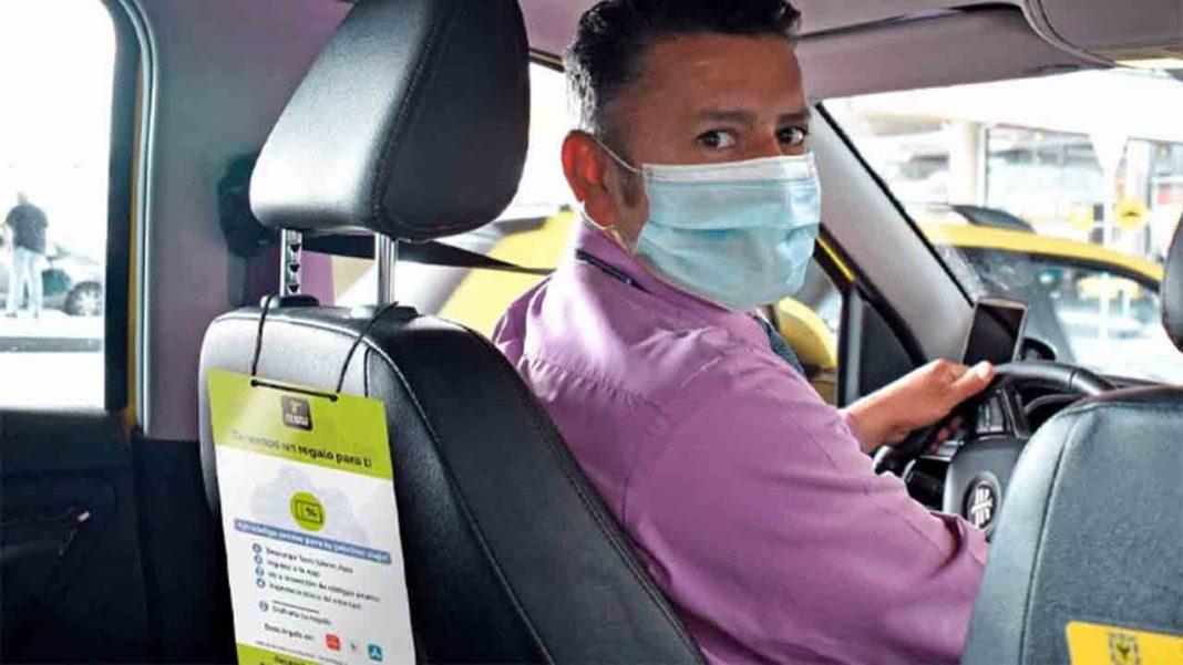 Cali busca la reactivación del sector a través de la campaña 'Embajadores Taxis Libres'