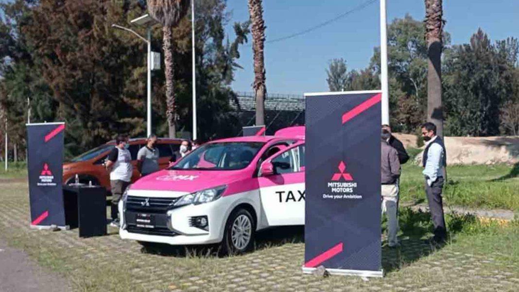 Feria del Taxi 2021 en Ciudad de México