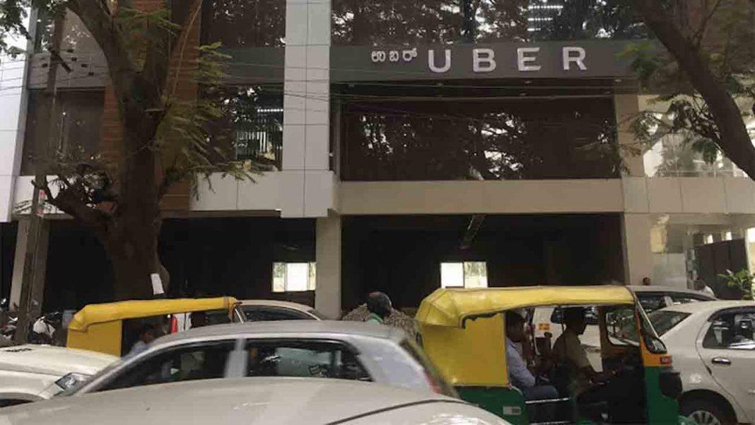 Inspeccionan las oficinas de Uber y Ola en Bangalore (India)