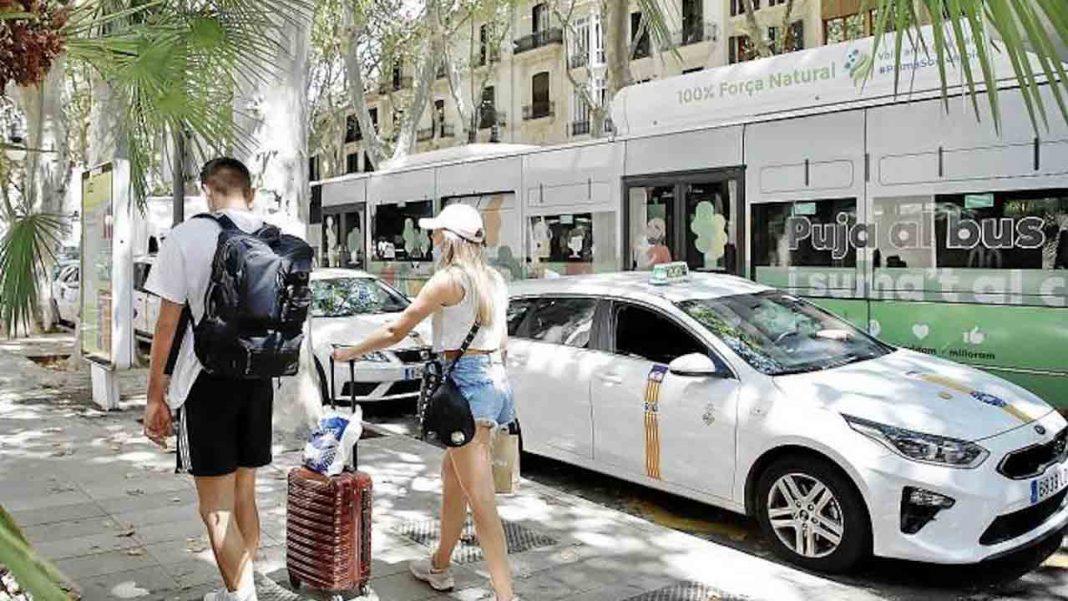 Ampliación del horario de los taxistas en Mallorca