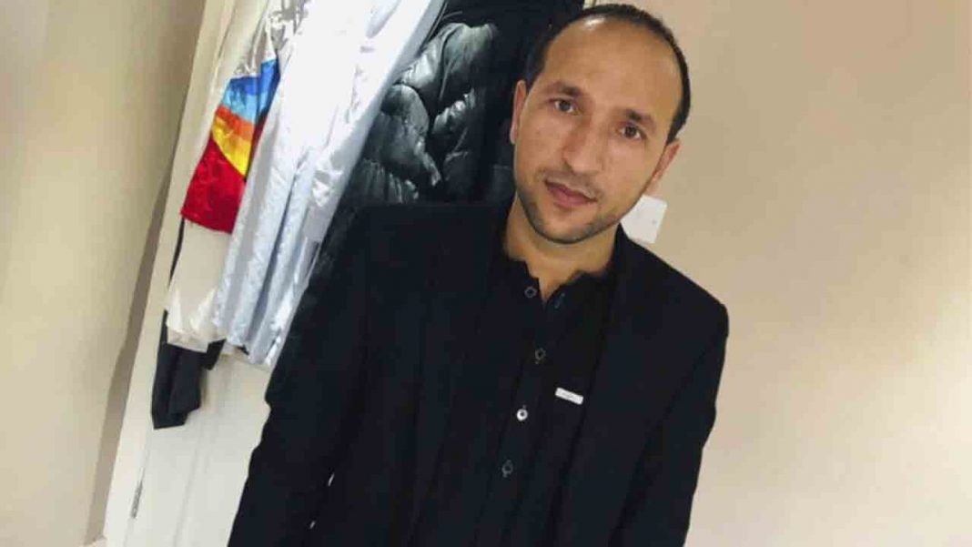 Mohammad Niazi, de 29 años, el taxista de Londres muerto en la explosión de Kabul