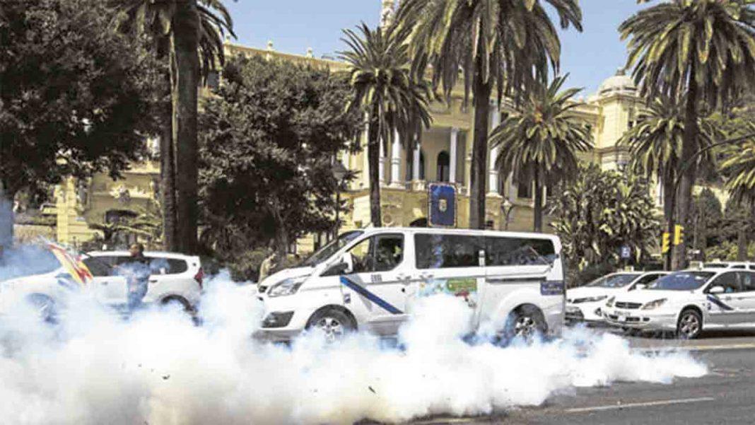 En la Costa del Sol ya hay tantos VTC como taxis