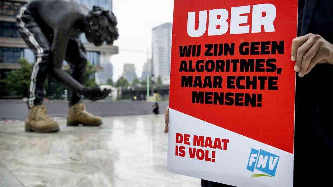 Sentencia en Holanda contra Uber: los conductores son empleados