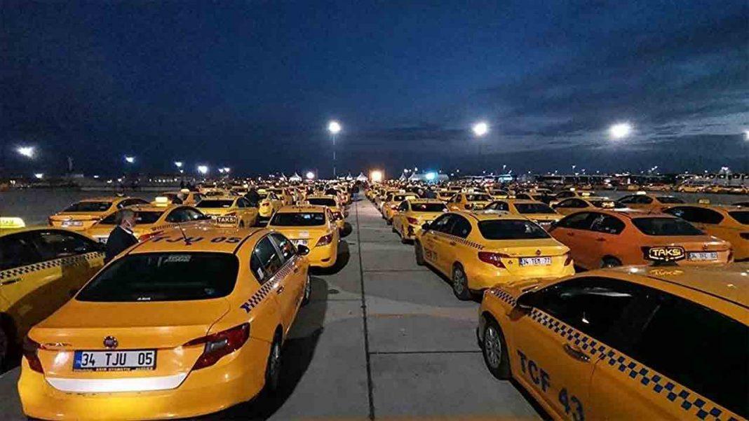 El Imperio Turco del taxi en Estambul
