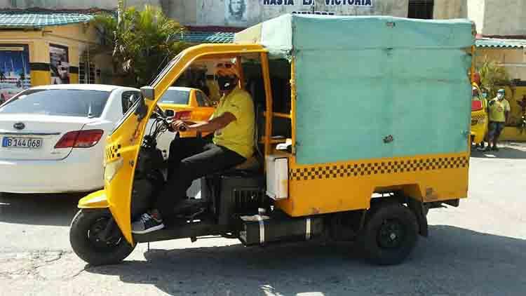 Taxi Cuba espera recibir la distinci贸n de 'Vanguardia Nacional'